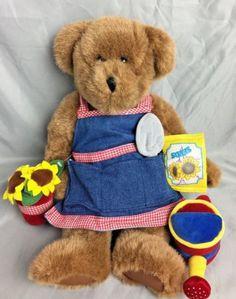 Also Known as Victor STEIFF EDGAR BEIGE TEDDY BEAR EAN 022371