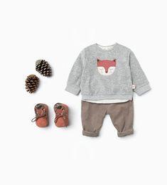 Shop by Look - Mini   0 - 12 maanden - KINDEREN   ZARA België