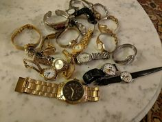 20 Watches To Include Two Mickey Mouse Watches, Helzberg antique watch, etc. Mickey Mouse Train, Mickey Mouse Watch, Vintage Mickey Mouse, Best Kids Watches, Cool Watches, Benrus Watch, Timex Watches, Citizen Watch, Antique Watches
