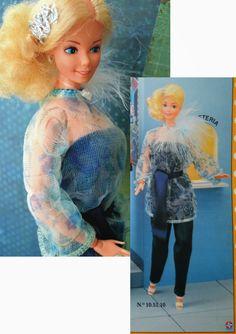 Barbie Estrela  de 1982