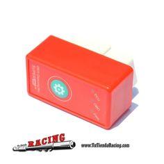 11,4€ - ENVÍO SIEMPRE GRATUITO - Chip OBD2 2 EN 1 Super con Botón Reset Para Coches Diesel - TUTIENDARACING