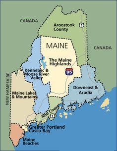 146 Best Maine Fun images