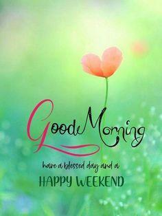 Cute Good Morning Gif, Good Morning Happy Weekend, Happy Weekend Quotes, Funny Good Morning Quotes, Good Day Quotes, Good Morning Images Hd, Good Morning Inspirational Quotes, Good Morning Picture, Saturday Morning