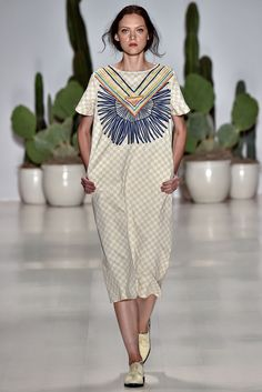 Mara Hoffman Spring 2015 Ready-to-Wear - Collection - Gallery - Look 4 - Style.com