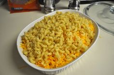 The Small Things Blog: Homemade Mac and Cheese