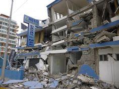 12/19/2016 - Ecuador earthquake: At least two killed by 5.8 magnitude tremor