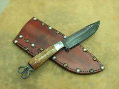 Martin Frontier knives -