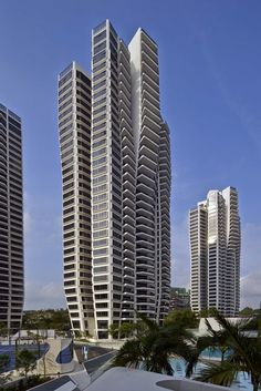 d'Leedon Singapore - Architecture - Zaha Hadid Architects