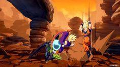 Dragon Ball FighterZ - Team battle