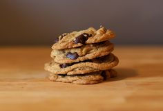 For the Love of Vegan Chocolate Chip Cookies - A Vegan Blogging Extravaganza at The Flaming Vegan