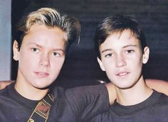 """""""I don't know what would have happened to us if he hadn't overdosed, if he ever would have come back from the edge, or if we would even have had anything in common...but when he was fifteen and I was thirteen, he was my friend.  That's the person I knew, and that's the person I miss."""" ~Wil Wheaton about River Phoenix"""