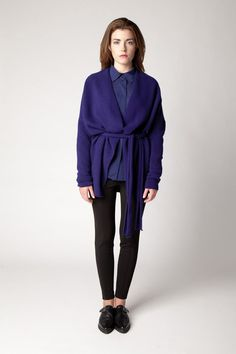 Lennon Courtney Belted Knit Normcore, Belt, Studio, Knitting, Spring, Silver, Collection, Style, Fashion