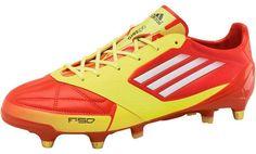 adidas Mens F50 Adizero XTRX SG Football Boots Energy/White/Electricity £39.99 75% OFF! #FASHION #DEALS #MENSFASHION