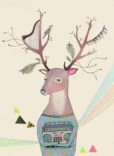 Belen Segarra #illustration