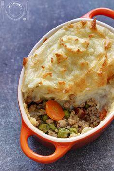 JA U KUHINJI...: Pastirska pita / Shepherd's Pie by Kerryann Dunlop + DARIVANJE