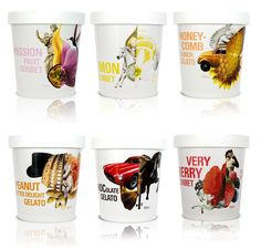 Gelati Sky Packaging