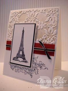 Paris Elizabeth by Diana Gibbs.