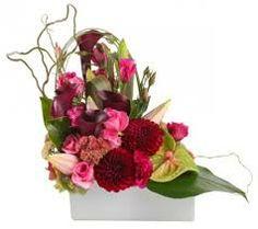 modern yet funky floral arrangements - Google Search
