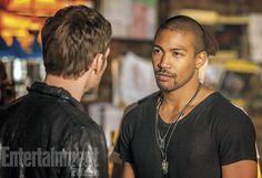 'Vampire Diaries': 11 'Originals' Photos -- The Reigning King