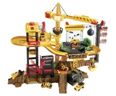Fast-Lane-Construction-Site-Playset
