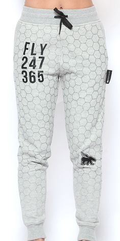 KIDS FLY 24/7 365 Joggers (Grey)