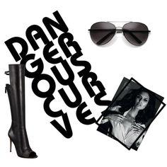 """dangerous"" by eddiz on Polyvore"
