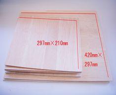 एएए + बाल्सा लकड़ी शीट प्लाई लकड़ी पहेली ए 4 आकार 297mmx210mm 2 ~ 4 मिमी हवाई जहाज / नाव DIY मुफ्त शिपिंग के लिए Thicknes सुपर गुणवत्ता