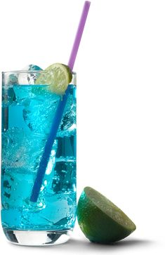Blue Bombsicle 1 part UV Blue 3 parts lemonade* Serve over ice in a highball glass. *Substitute sugar-free lemonade for a low-carb drink!