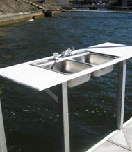 Fish Cleaning Station