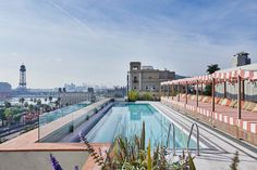 Soho House's Newest Edition in Barcelona | Rue