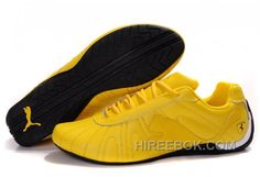 new styles 66536 4284a Mens Puma Speed Cat Big Yellow Black Lastest, Price   74.00 - Reebok  Shoes,Reebok Classic,Reebok Mens Shoes