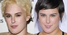 Rumer Willis transformation after chin plastic surgery Young Actresses, Young Actors, Rumer Willis, Celebrity Plastic Surgery, Under The Knife, Good For Her, Cosmetic Procedures, Jawline, Mother And Father