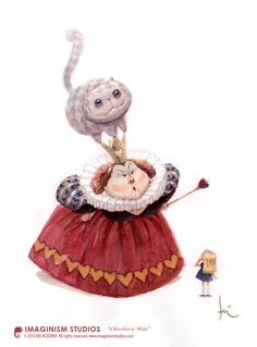 Le petit monde de Guiz: Kai Acedera & Bobby Chiu - Alice bis