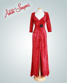 Vestido Srta Siller by Anita Singers. https://www.facebook.com/media/set/?set=a.565657120127983.147181.565541916806170&type=3