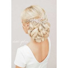 Wedding Hairstyles For Long Hair ❤ liked on Polyvore featuring beauty products, haircare and hair styling tools