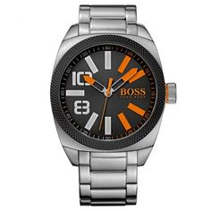 Save 35% - Was £139.00 - Now £89.00  This Hugo Boss watch from Boss Orange's London collection is no exception and is sure to be a welcome addition to any man's wardrobe.