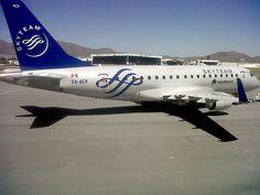 Aeromexico Embraer 170 XA-ACV in Skyteam colours