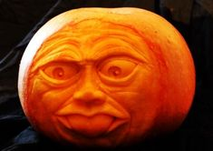 sometimes I think that . Pumpkin Carving