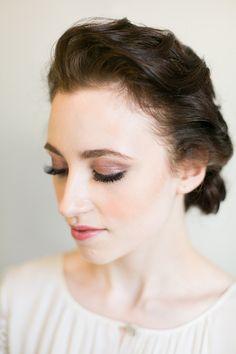 soft smokey eyes makeup tutorial