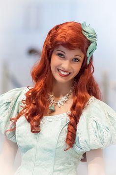 On the Disney Fantasy Disney Land, Disney Frozen, Disney Parks, Walt Disney World, Ariel Cosplay, Disney Cosplay, Disney Fast Pass, Mermaid Board, Ariel Costumes