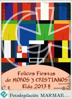 Fiestas Moros y Cristianos Elda.Del 5 al 10 de junio http://www.ilovecostablanca.com/es/eventos/ficha/264