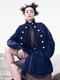 Vogue China - June 2015