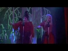 """I put a spell on you.  """"Hocus Pocus""""...never gets old to watch"""