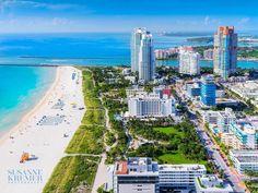 Miami Beach Florida by @skremerphoto #miami #florida #miamibeach #sobe #southbeach #brickell #sobe