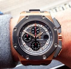 Audemars Piguet Royal Oak Offshore MS
