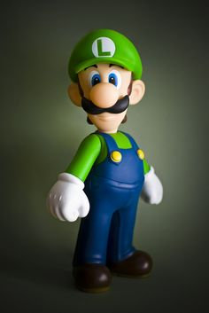 I always liked Luigi better then Mario Super Mario Bros, Mario Bros Y Luigi, Mario Bros Cake, Super Mario Brothers, Mario Kart, Super Smash Bros, Mundo Dos Games, Sonic, Video Game Art