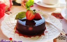 , Hướng dẫn làm bánh flan chocolate thơm ngon đẹp mắt