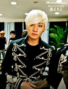 BLUE EYED K-POP IDOLS: #255  Kang Daesung - BIGBANG