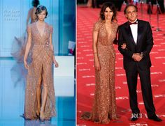 Goya Toledo In Elie Saab – Goya Cinema Awards 2012