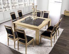 Table de salle manger avec allonge dordogne tables et Table sejour carree